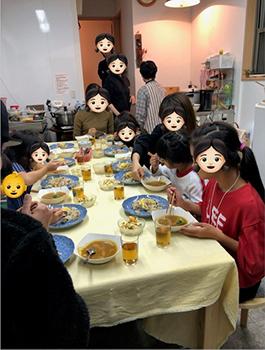 """""""子どもとみんなの""""「ちりん食堂」"""